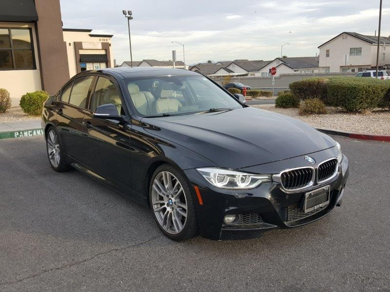 BMW 3-Series 2016 price