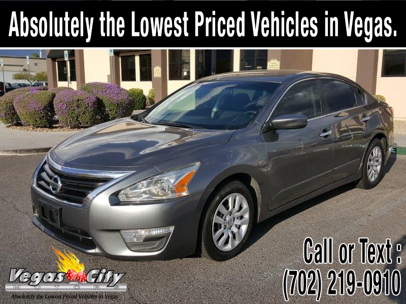 Nissan Altima 2014 price $8,500 Cash