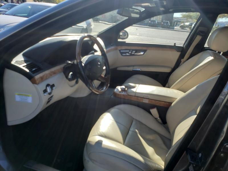 Mercedes-Benz S550 2007 price $8,800