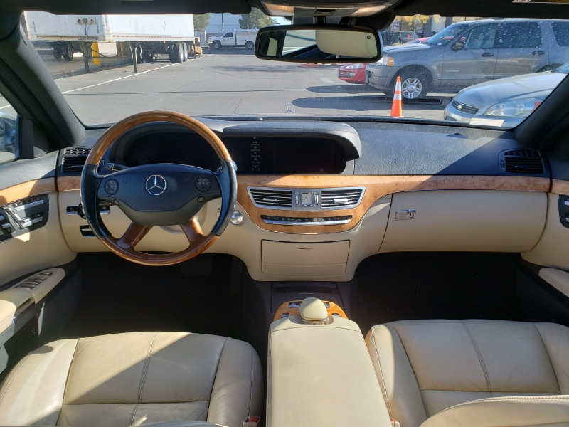 Mercedes-Benz S550 2007 price $8,800