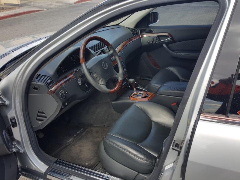 Mercedes-Benz S-Class 2003 price $5,500 Cash