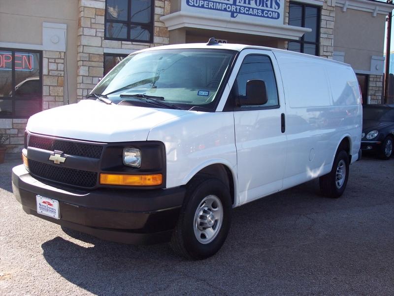 Chevrolet Express Cargo Van 2017 price $17,500 Cash