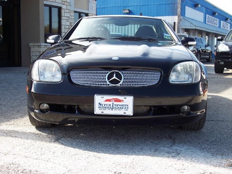 Mercedes-Benz SLK-Class 2001 price $9,950 Cash
