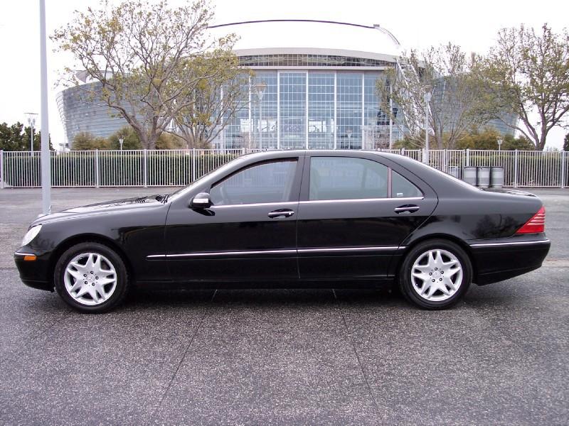 Mercedes-Benz S-Class 2003 price $11,995 Cash