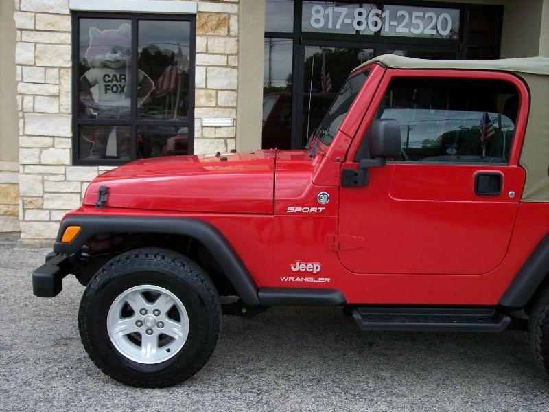 Jeep Wrangler 2006 price $12,995 Cash