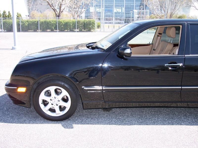 Mercedes-Benz E-Class 2002 price $7,550 Cash