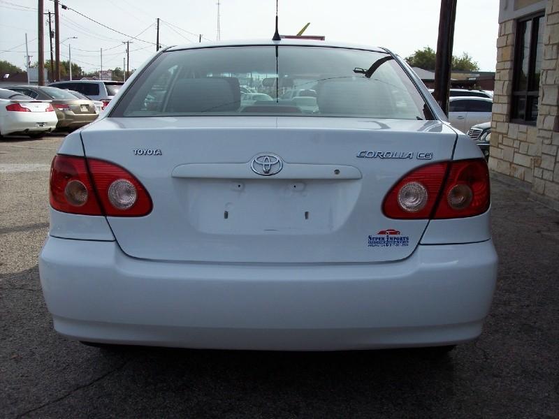 Toyota Corolla 2008 price $6,586 Cash