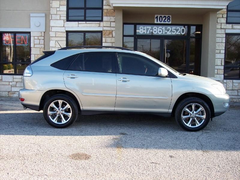 Lexus RX 350 2009 price $9,500 Cash