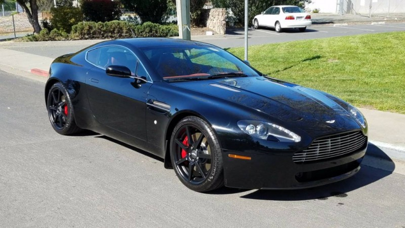 Aston Martin Vantage 2006 price $39,900