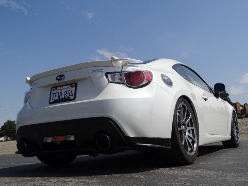 2014 Subaru BRZ Supercharged Limited - Star City Motors