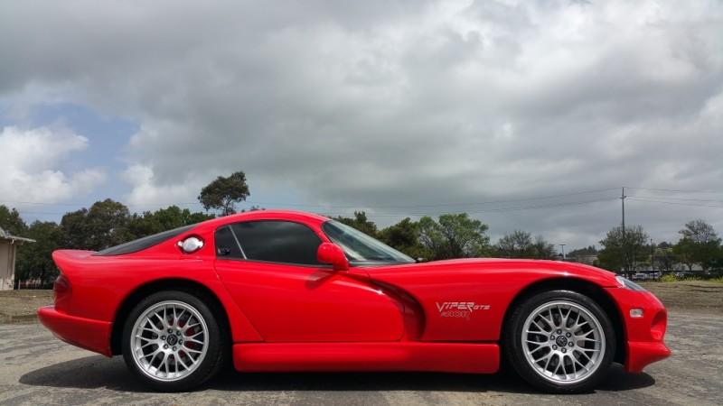 Dodge Viper 2000 price $49,900