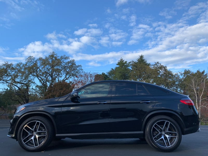 Mercedes-Benz GLE450 AMG Coupe 2016 price $42,900
