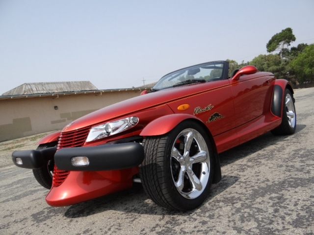 2001 Chrysler Plymouth Prowler