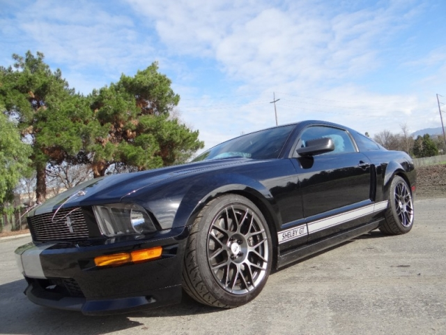 2007 Ford Mustang Shelby GT SC