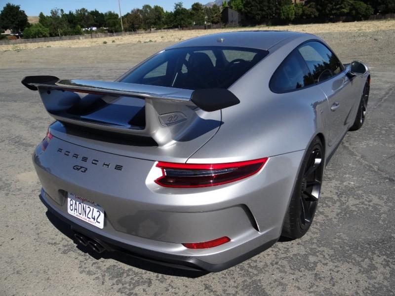 Porsche 911 2018 price $159,900