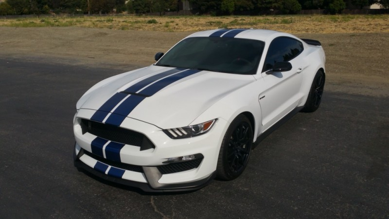 Ford Mustang 2017 price $51,900