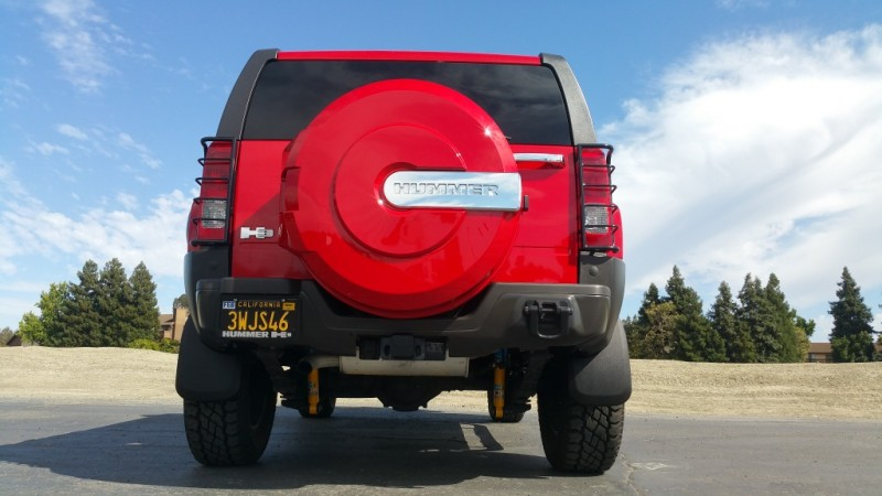 Hummer H3 2007 price $14,900