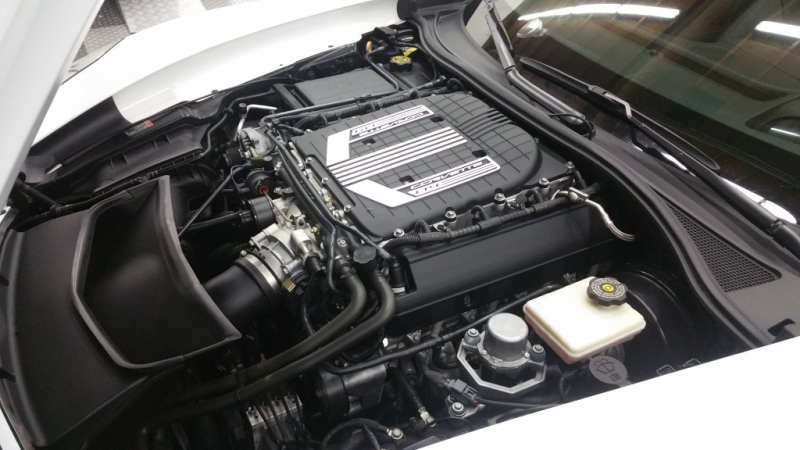 Chevrolet Corvette 2016 price $58,900