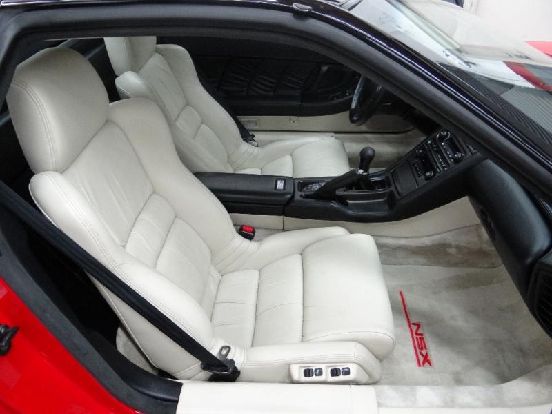 Acura NSX 1991 price $59,900
