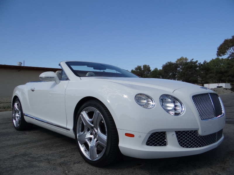 Bentley Continental GT 2012 price $82,900