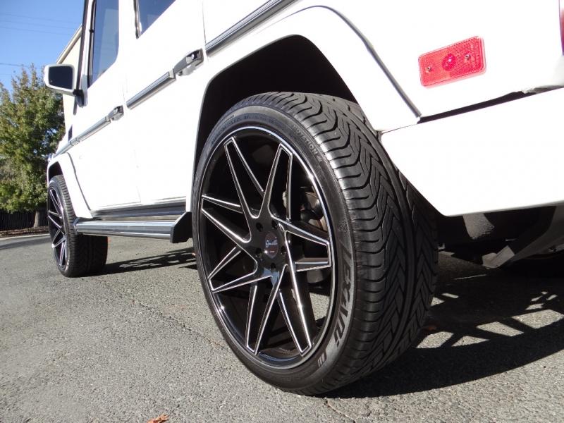 Mercedes-Benz G-Class 2014 price $66,900