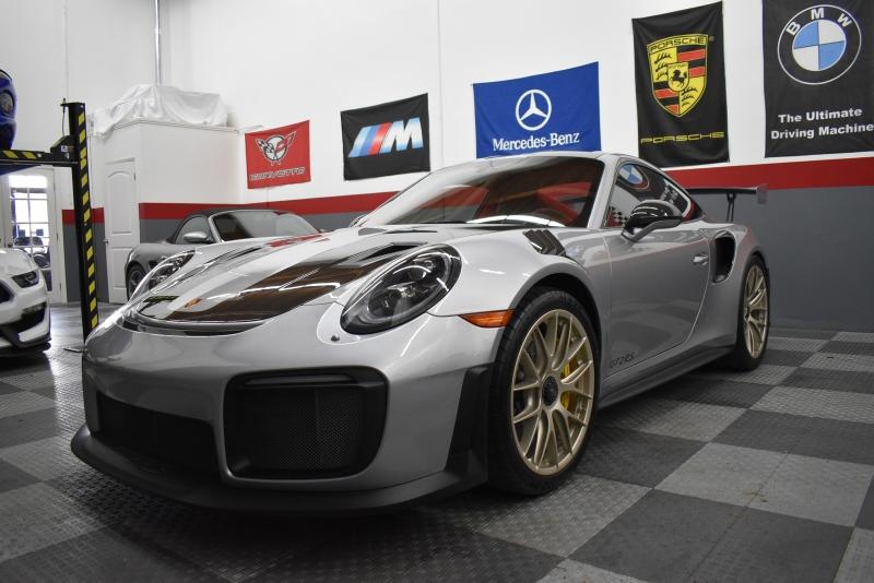 Porsche 911 2018 price $339,900