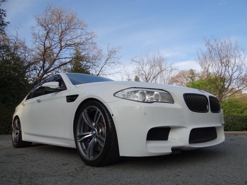 BMW M5 2013 price $34,900