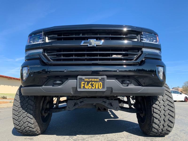 Chevrolet Silverado 1500 2016 price $42,900