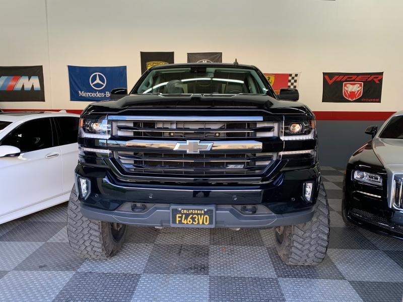 Chevrolet Silverado 1500 2016 price $44,900