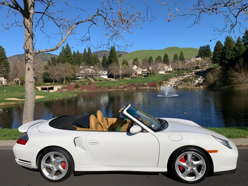 Porsche 911 2004 price $46,900