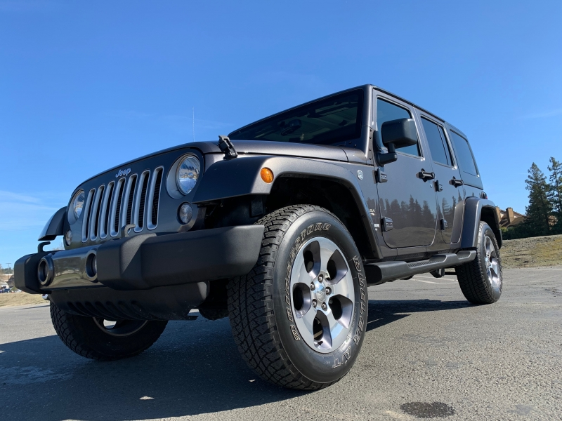 Jeep Wrangler Unlimited 2016 price $31,900
