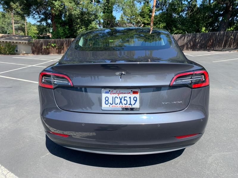 Tesla Model 3 2018 price $44,900
