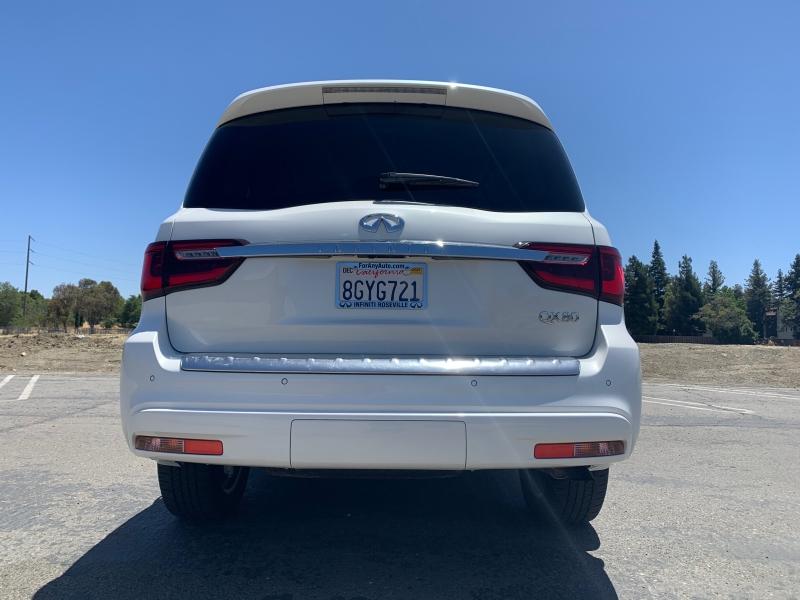 Infiniti QX80 2019 price $57,900