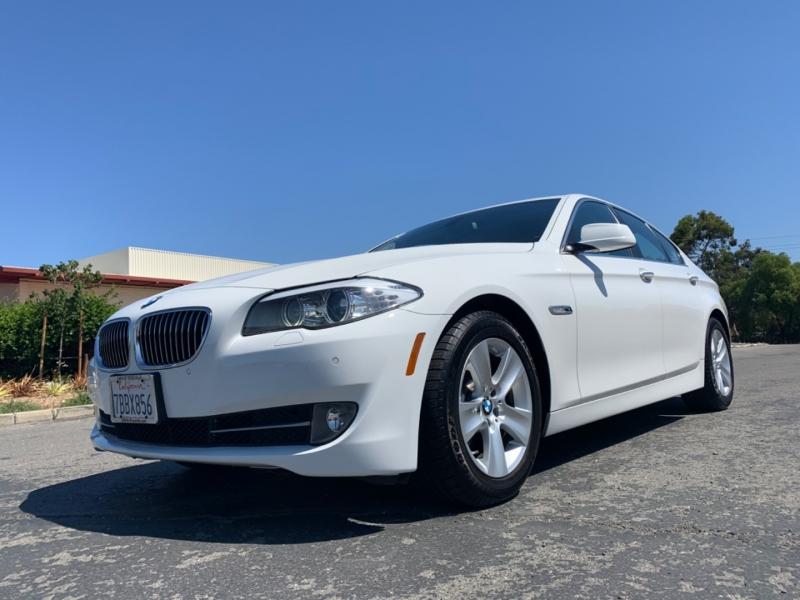 BMW 5-Series 2013 price $16,900