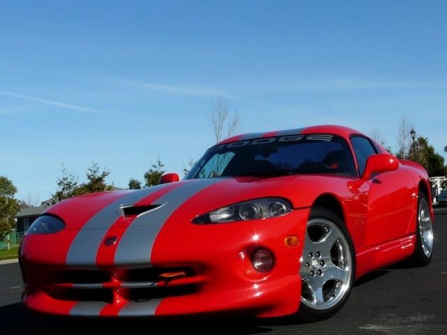 2000 Dodge Viper GTS Coupe