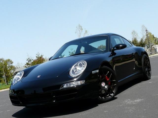 2008 Porsche 911 C4S Coupe