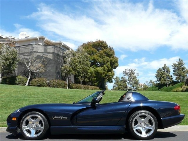 2001 Dodge Viper RT/10 Roadster