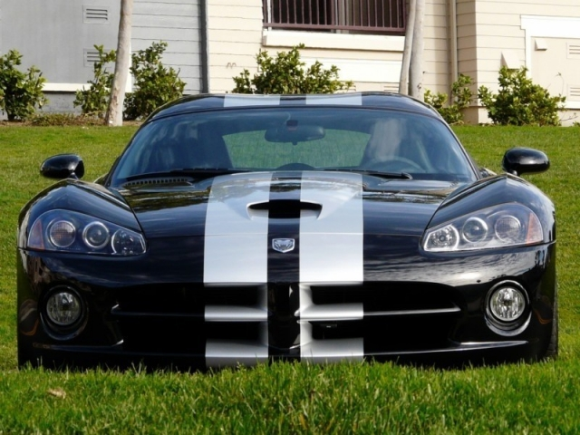 2006 Dodge Viper SRT-10 Supercharged Coupe
