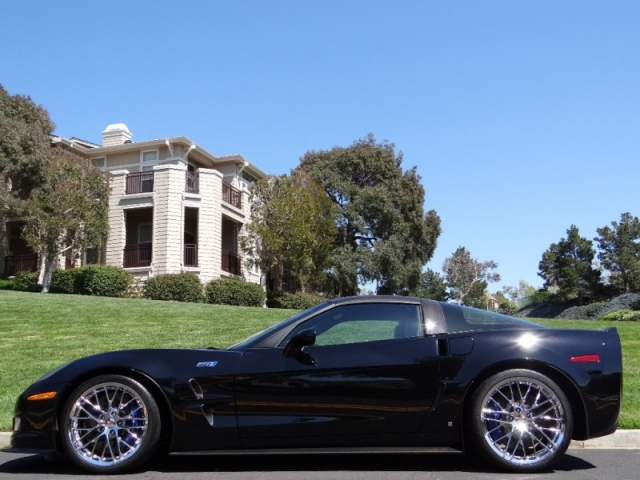 2009 Chevrolet Corvette ZR1 Coupe