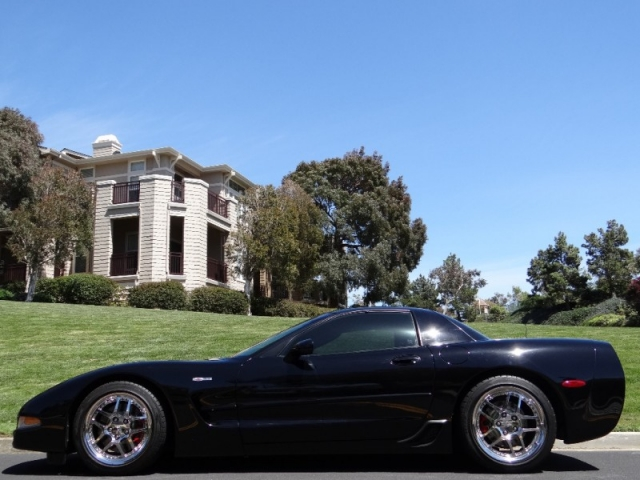2003 Chevrolet Corvette Z06 Coupe