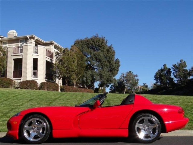 2000 Dodge Viper RT/10 Convertible