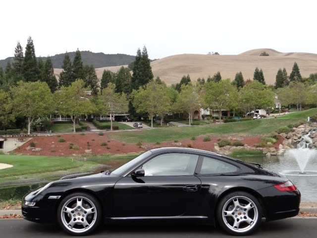 2005 porsche 911 carrera 997 coupe star city motors. Black Bedroom Furniture Sets. Home Design Ideas