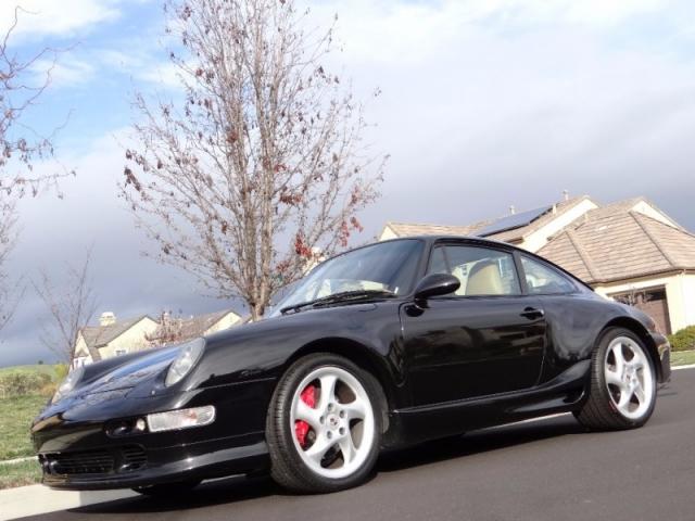 1997 Porsche 911 Carrera C4S Coupe
