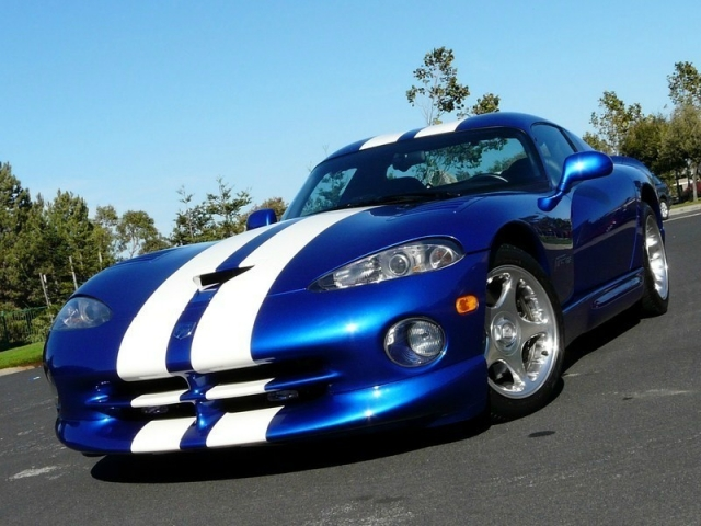 1997 Dodge Viper GTS Coupe
