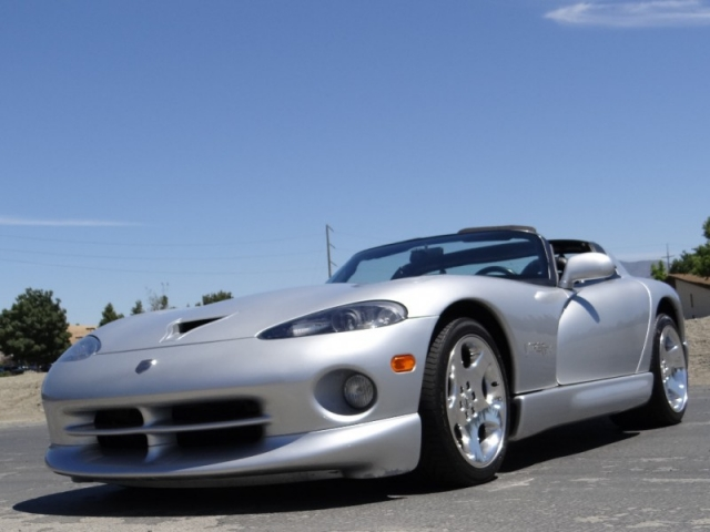 1999 Dodge Viper RT/10 Convertible