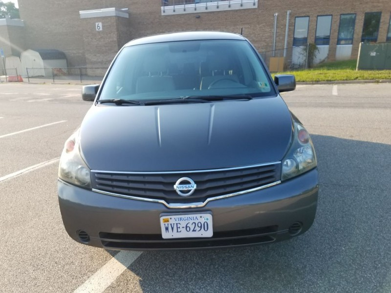 NISSAN QUEST 2007 price $4,800
