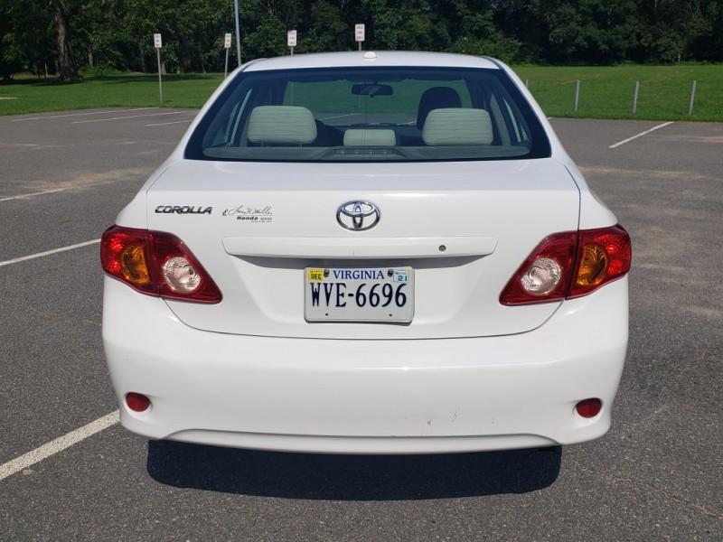 TOYOTA COROLLA 2009 price $5,300
