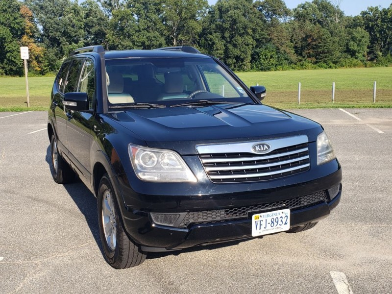 KIA BORREGO 2009 price $6,500