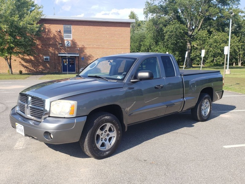 2005 Dodge Dakota Slt >> Used 2005 Dodge Dakota Slt In Alexandria Va Auto Com 1d7hw42n55s110559