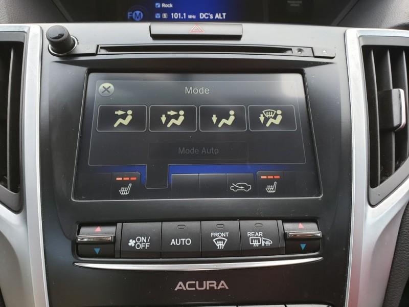 ACURA TLX 2016 price $16,000